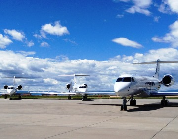 Jet Charter Listings Denver Colorado Springs