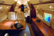 Denver Large Charter Private Jet Interior